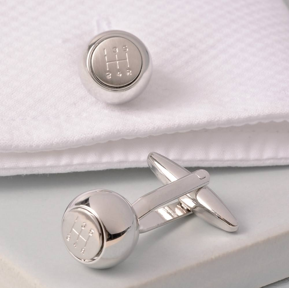 Product image for Gearknob Cufflinks