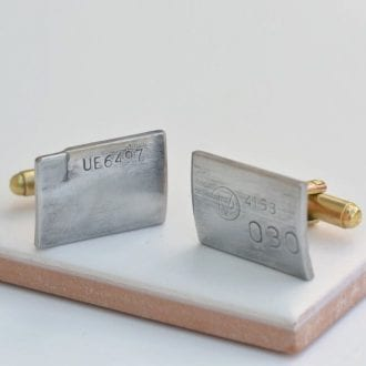 Product image for Original Bentley Engine Part Cufflinks