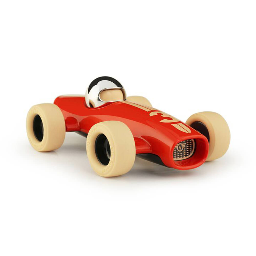 Product image for Malibu Racing Car Bright Red No 3