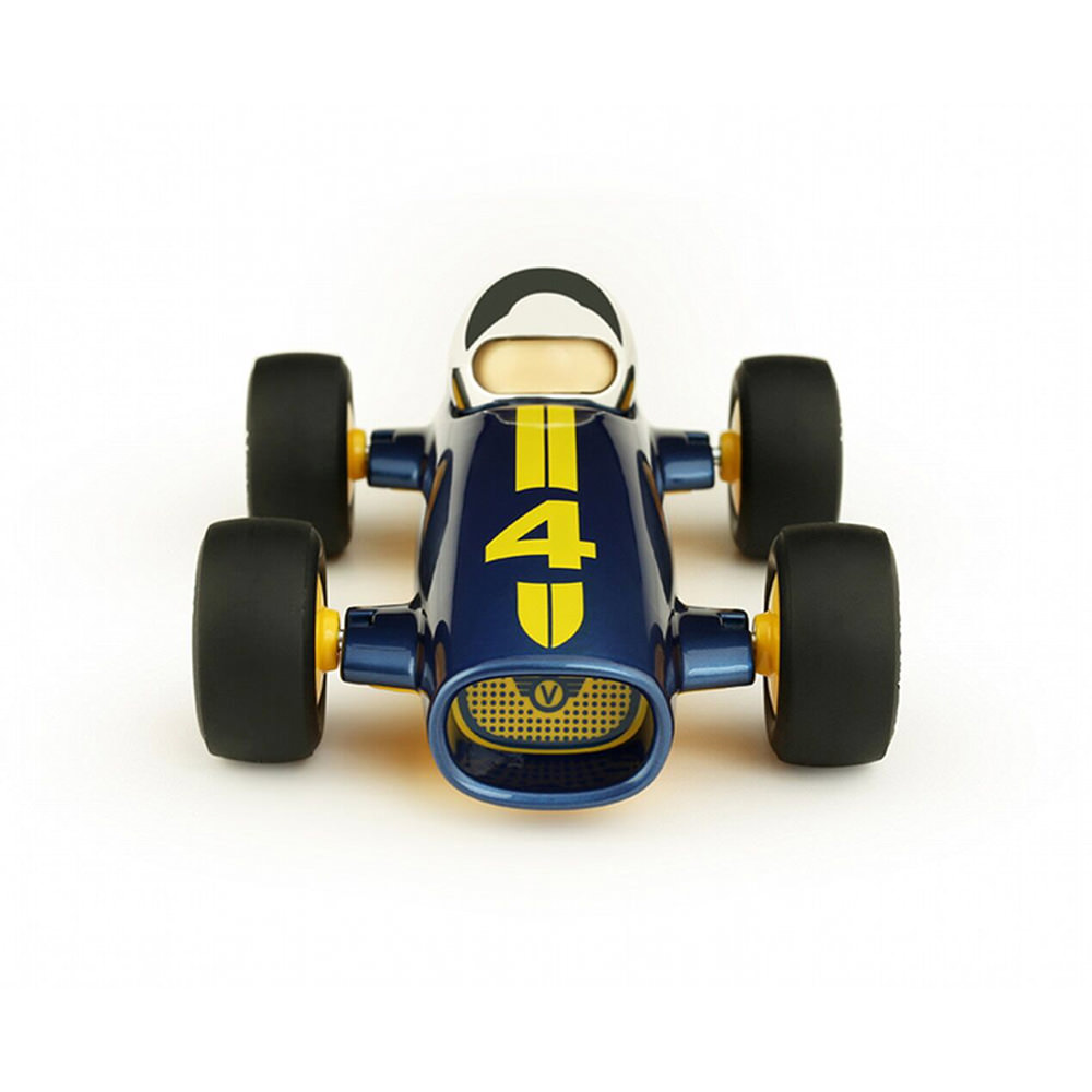 Product image for Malibu Racing Car Blue