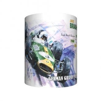Product image for Jack Brabham & Brabham Repco Mug