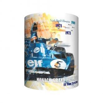 Product image for Jackie Stewart & Tyrrell Mug