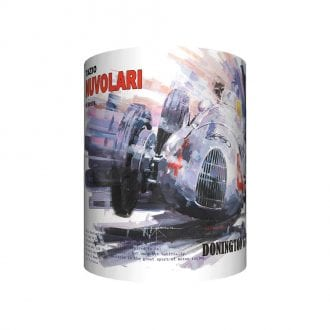 Product image for Tazio Nuvolari & Auto Union Art Mug