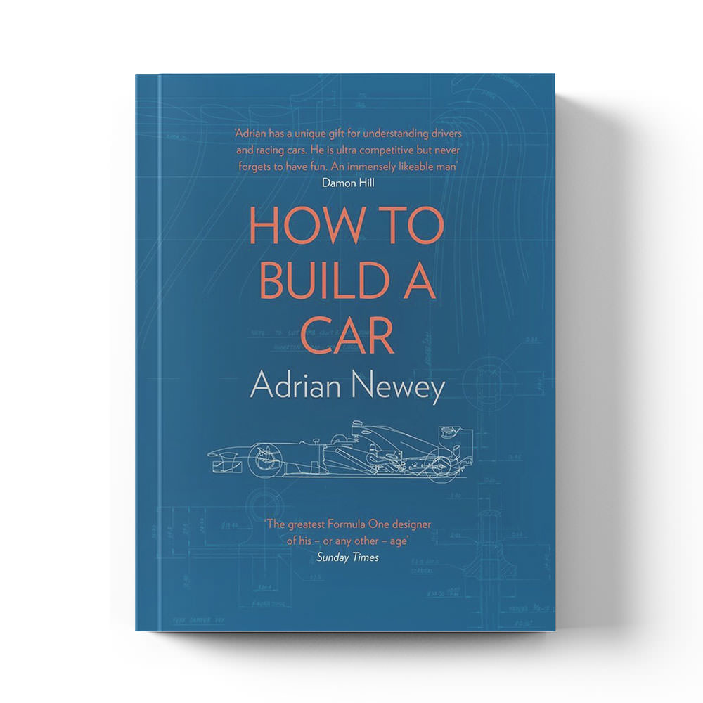 Product image for How to Build a Car - Adrian Newey