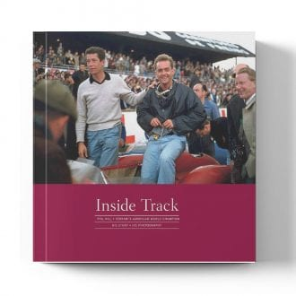 Product image for Inside Track: Phil Hill with Doug Nye