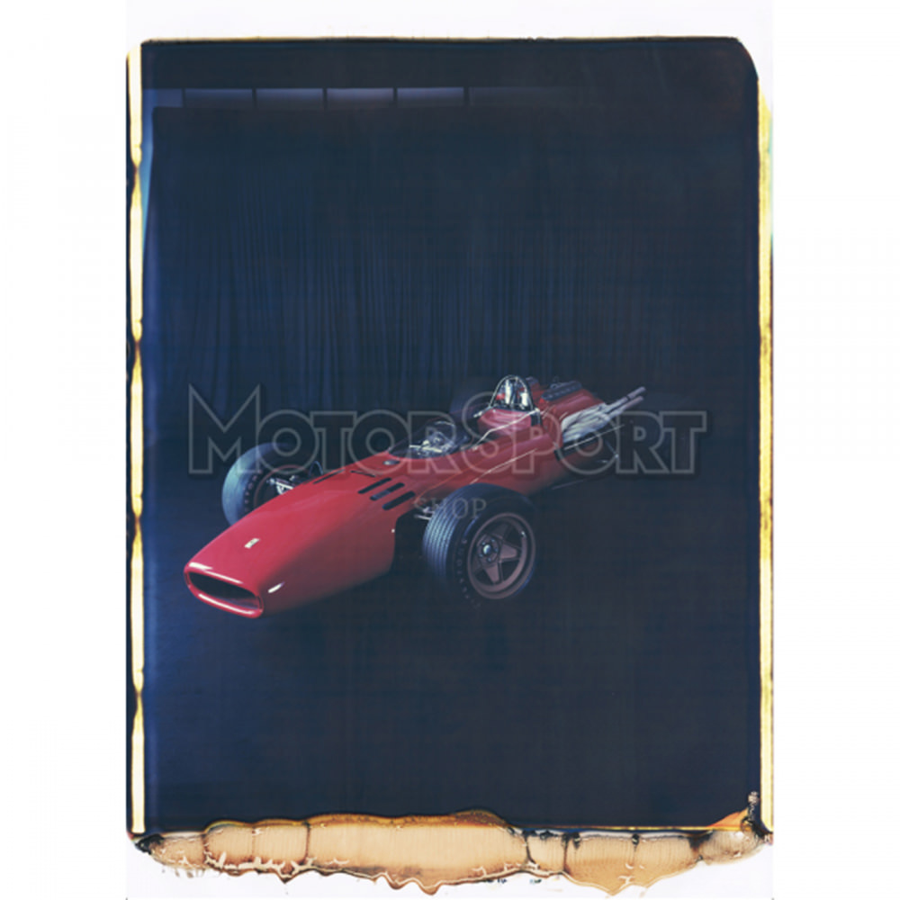 Product image for The Ecclestone Grand Prix Polaroid: Heritage Collection