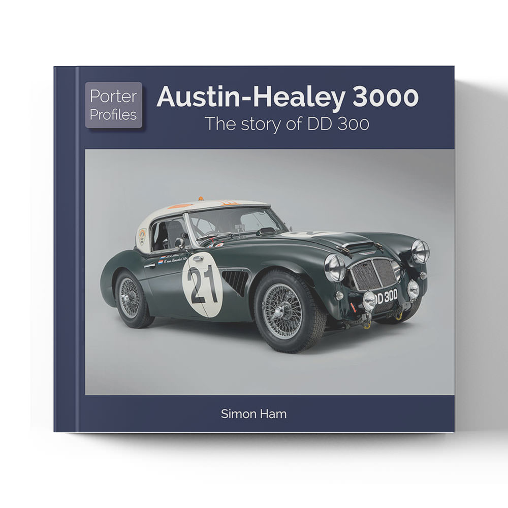 Product image for Austin Healey - The story of DD 300 By Simon Ham
