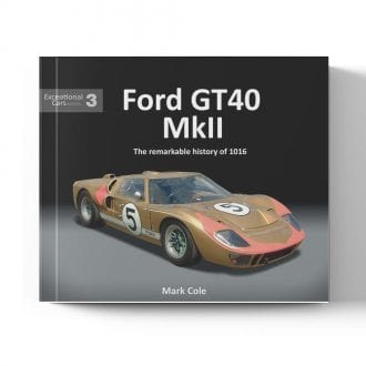 Product image for Ford GT40 Mark II by Mark Cole