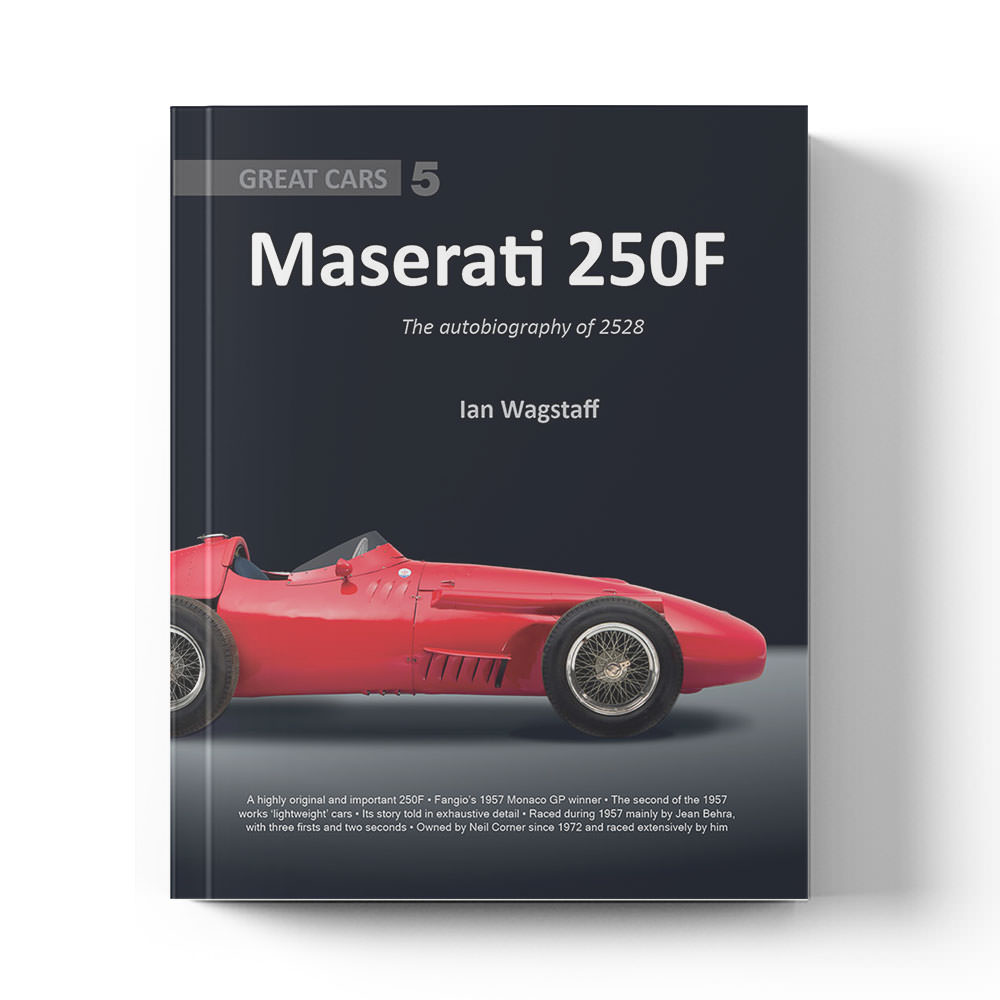 Product image for Maserati 250F by Ian Wagstaff