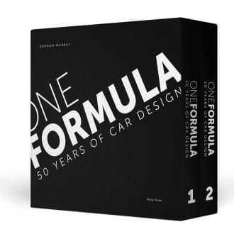 Product image for One Formula - 50 years of Car Design by Gordon Murray