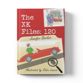 Product image for The XK Files: 120 by Jennifer Barker