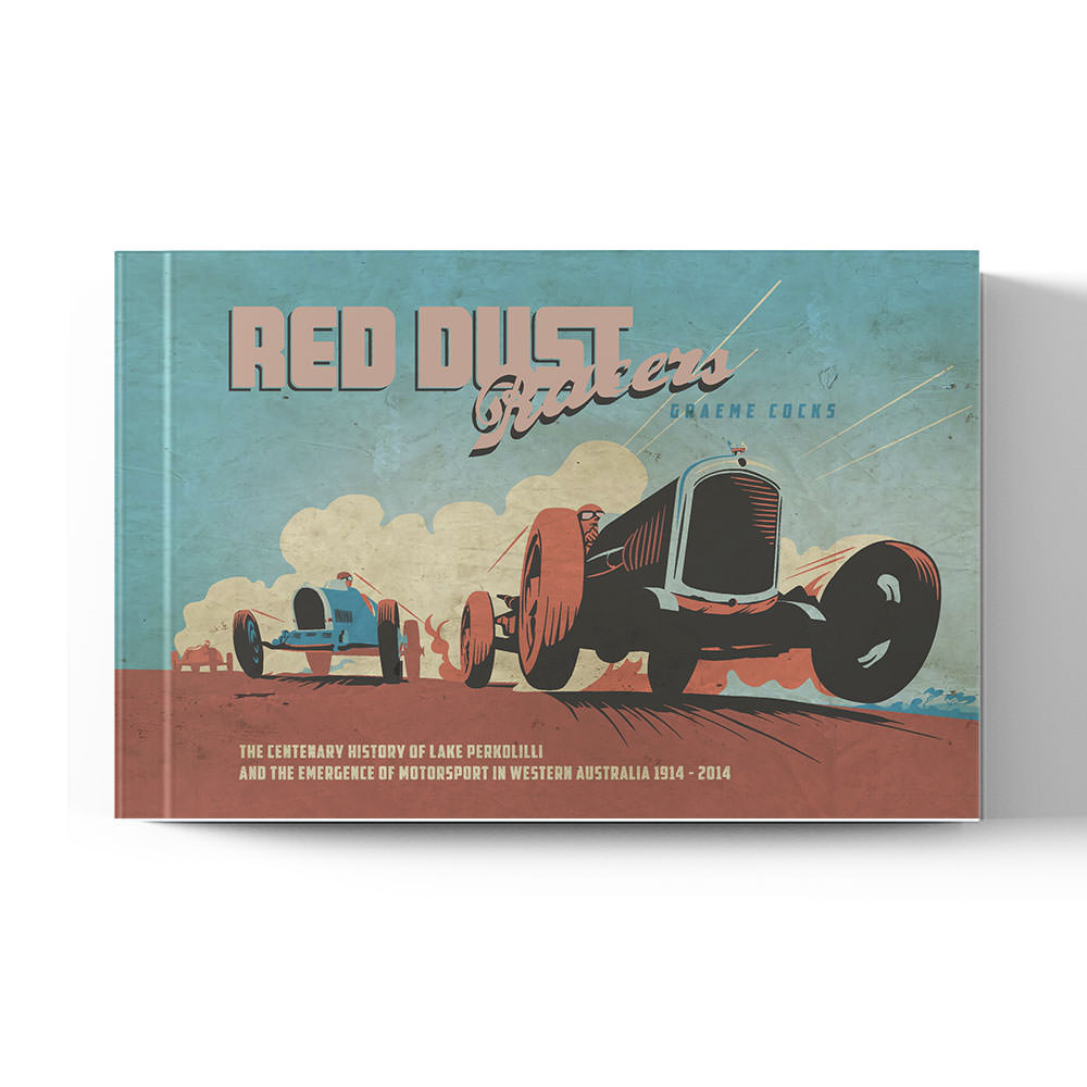 Product image for Red Dust Racers by Graeme Cocks