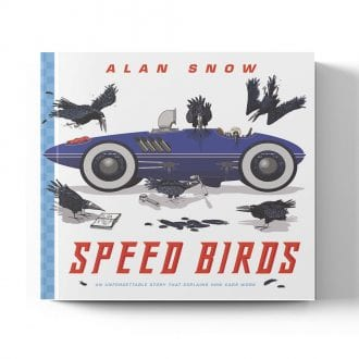 Product image for Speed Birds by Alan Snow