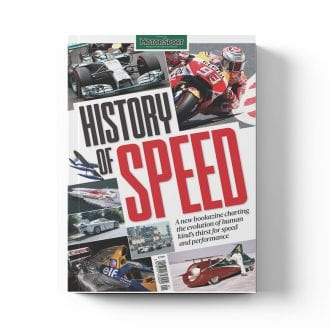 Product image for History of Speed by Motor Sport Magazine