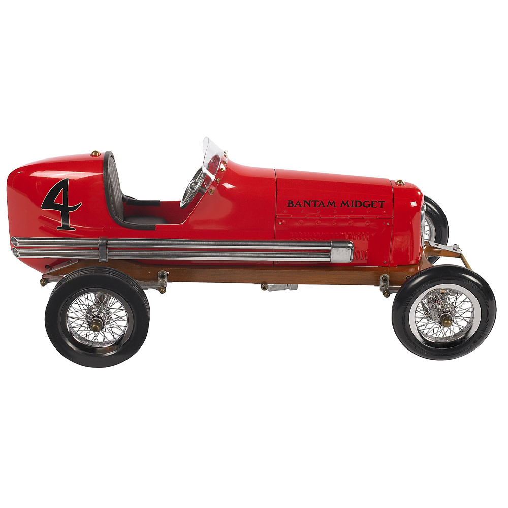 Product image for Bantam Midget Red Model Car