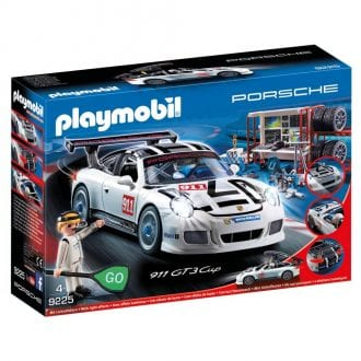 Product image for 9225 Porsche 911 GT3 Cup: Playmobil