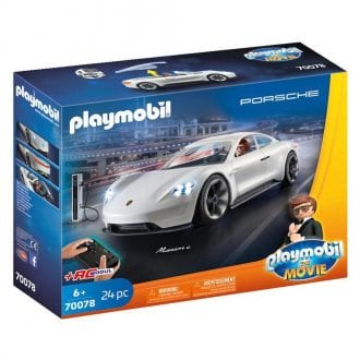 Product image for Playmobil: The Moview - Rex Dasher's Porsche Mission E