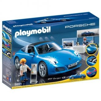 Product image for Porsche 911 Targa 4S: Playmobil