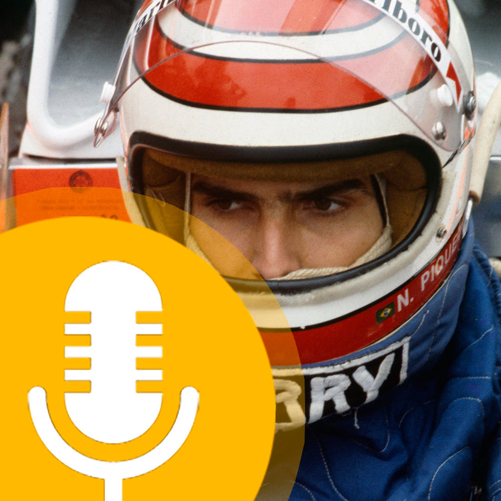 Product image for Podcast: Nelson Piquet
