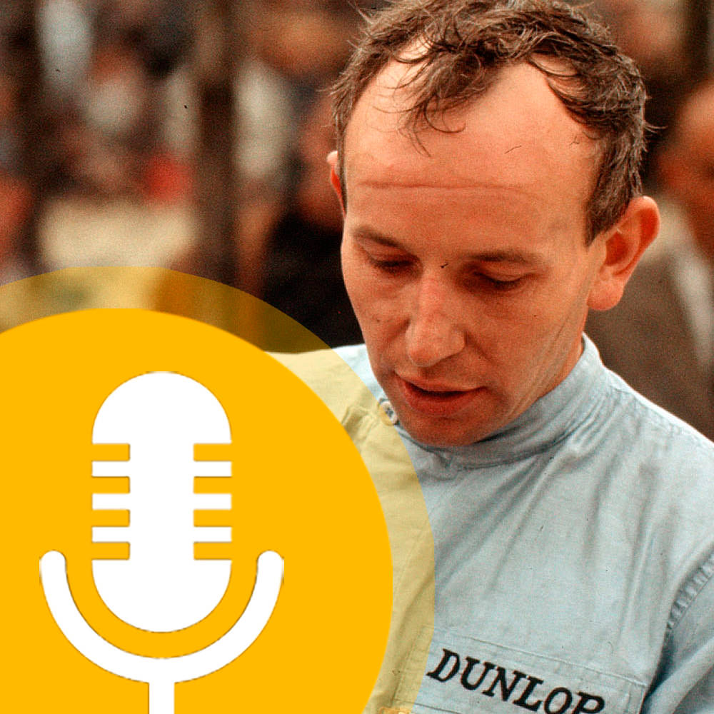 Product image for Podcast: John Surtees