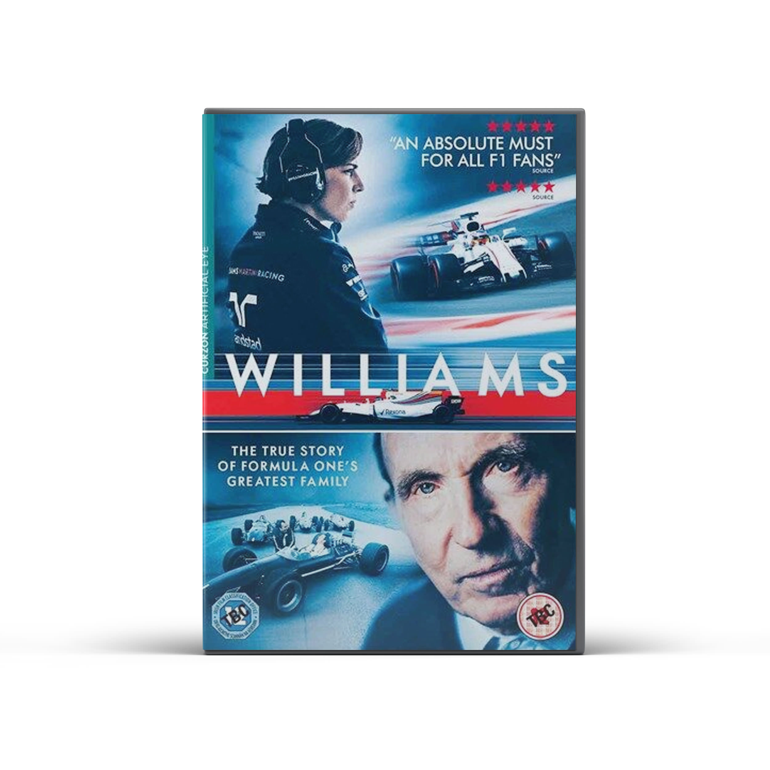 Product image for Williams DVD