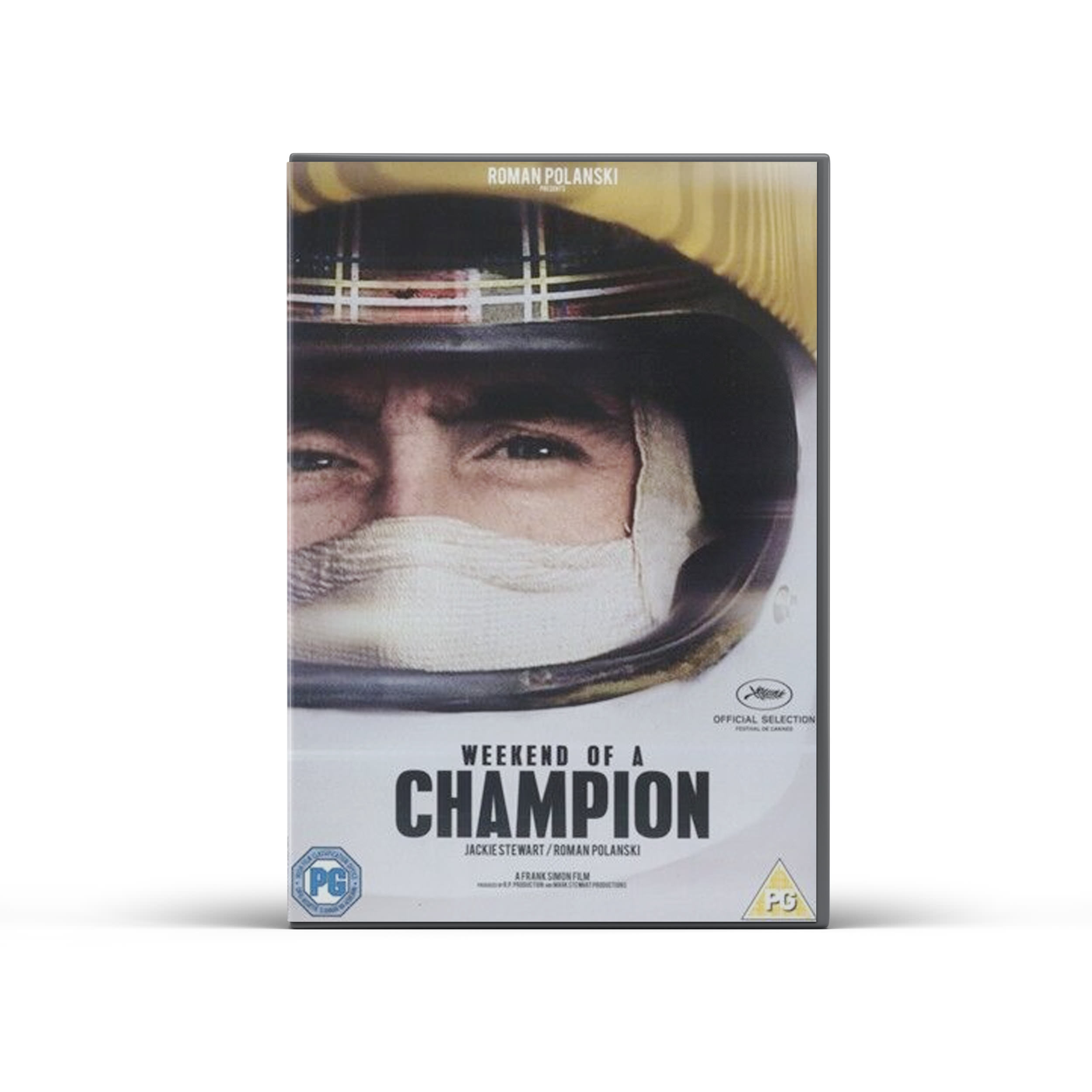 Product image for Weekend of a Champion DVD