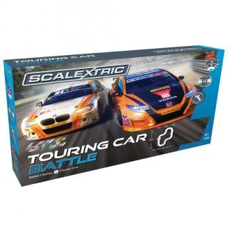 Product image for Touring Car Battle (BMW v Honda): Scalextric