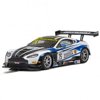 Product image for Aston Martin GT3 British GT 2018 - Flick Haigh: Scalextric