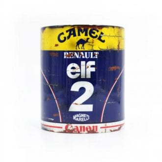 Product image for Alain Prost Camel Elf Racing Mug
