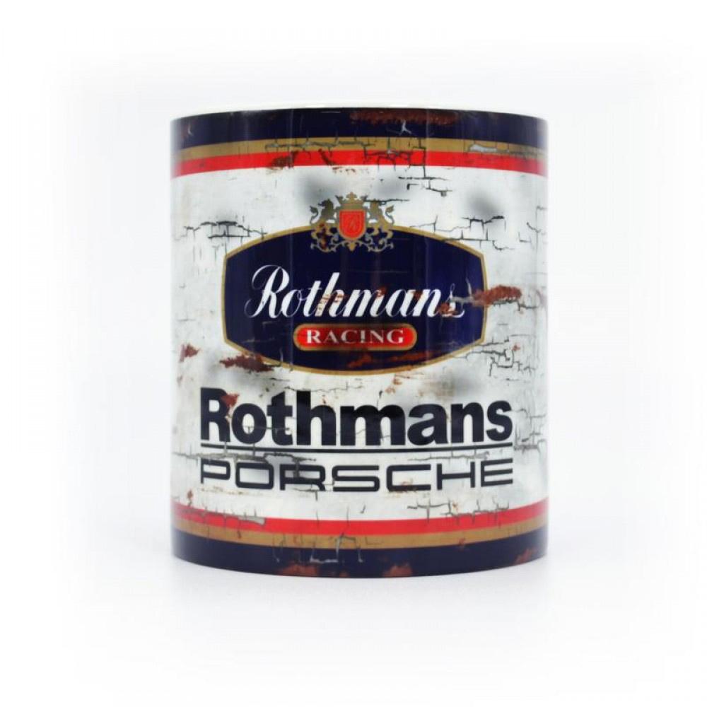 Product image for Rothmans Porsche Racing Mug