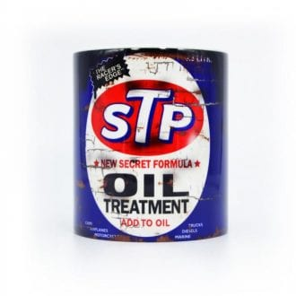 Product image for STP Oil Treatment Can Mug
