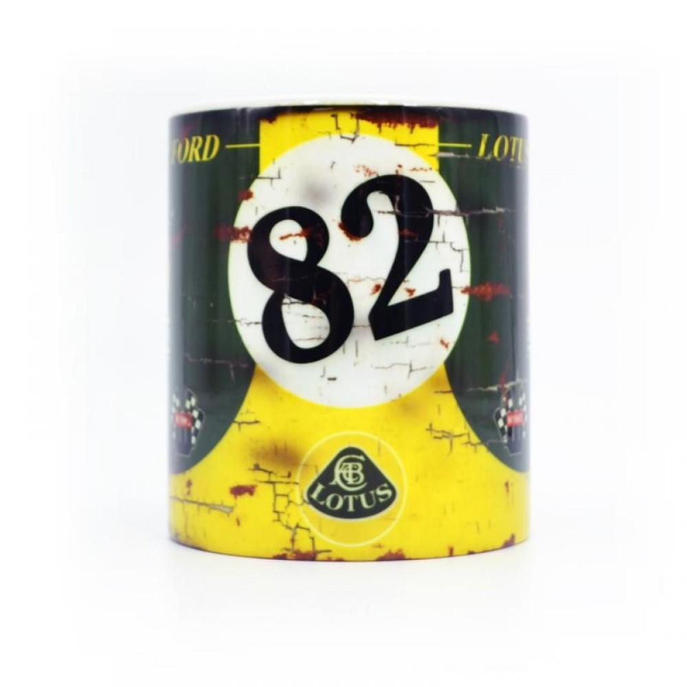 Product image for Jim Clark Lotus No82 Mug