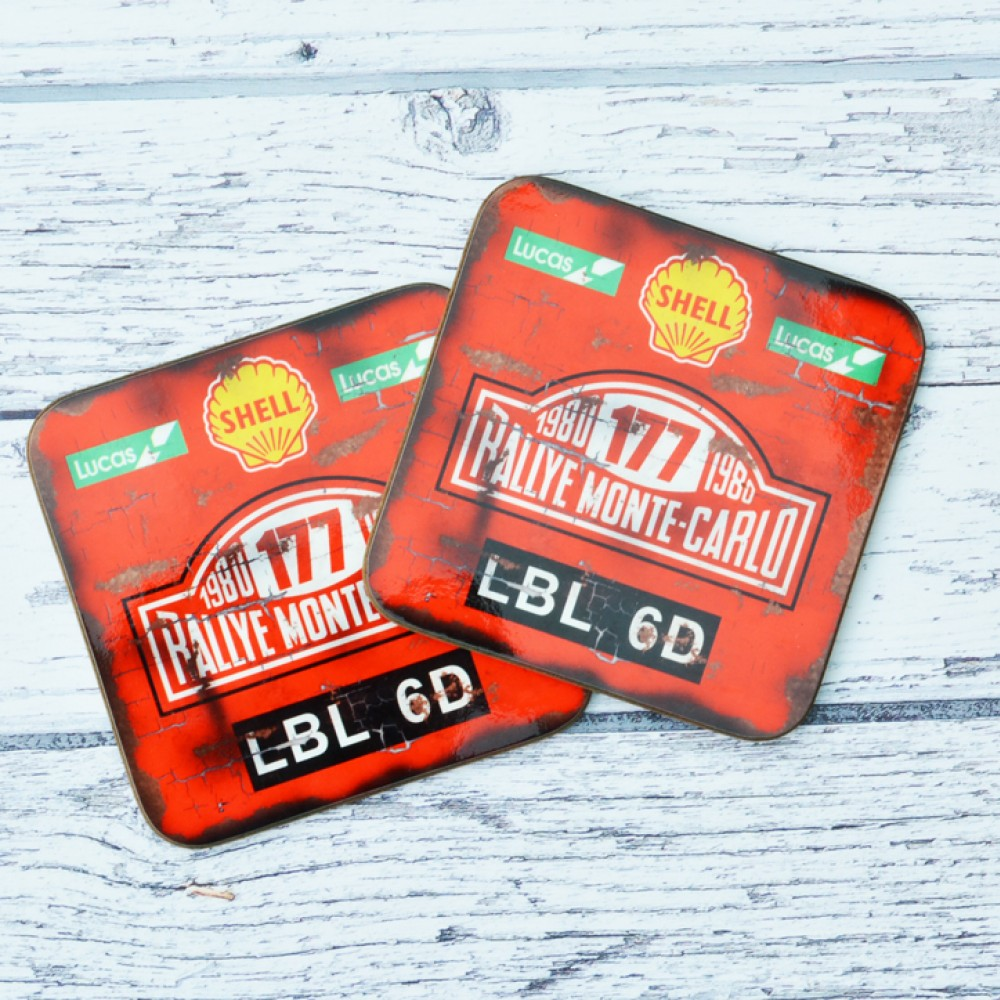 Product image for Monte Carlo Rally Oil Coaster