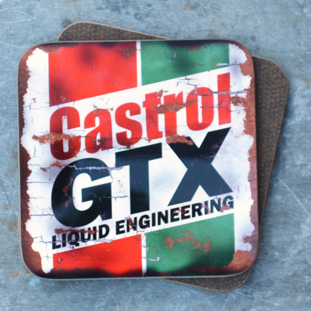 Product image for Castrol GTX Oil Coaster
