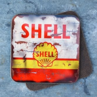 Product image for Shell Oil Coaster