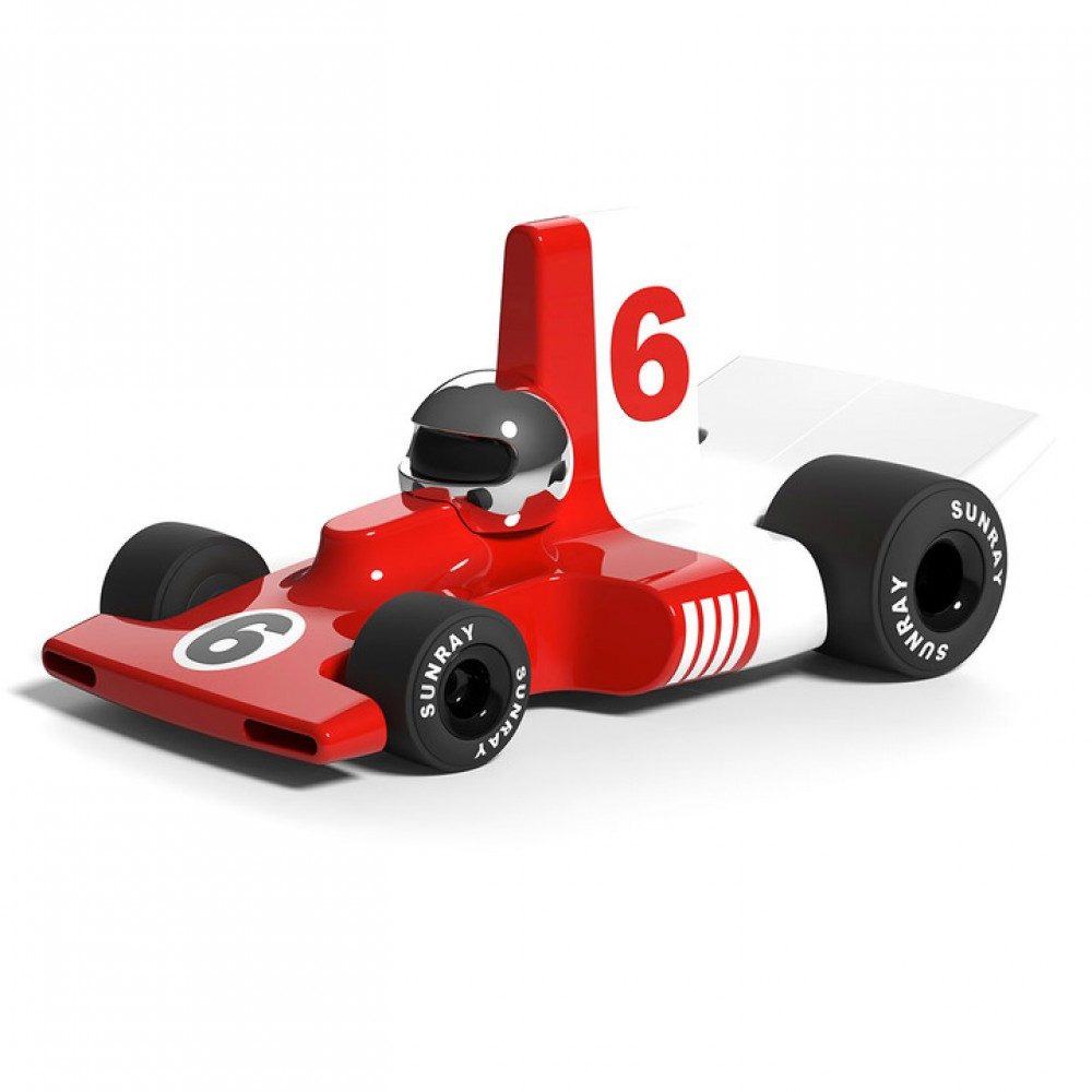 Product image for Velocita Formula 1 Racing Car Red
