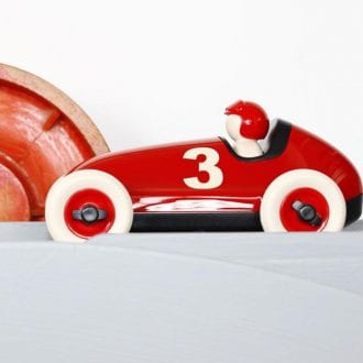 Product image for Classic Bruno Roadster Red