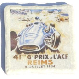 Product image for Coaster Set: Grand Prix