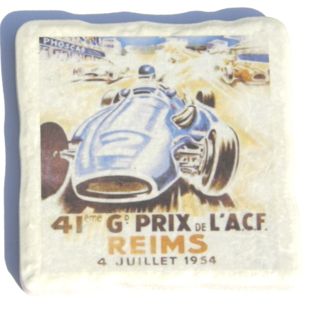 Product image for Coaster Set: Grand Prix