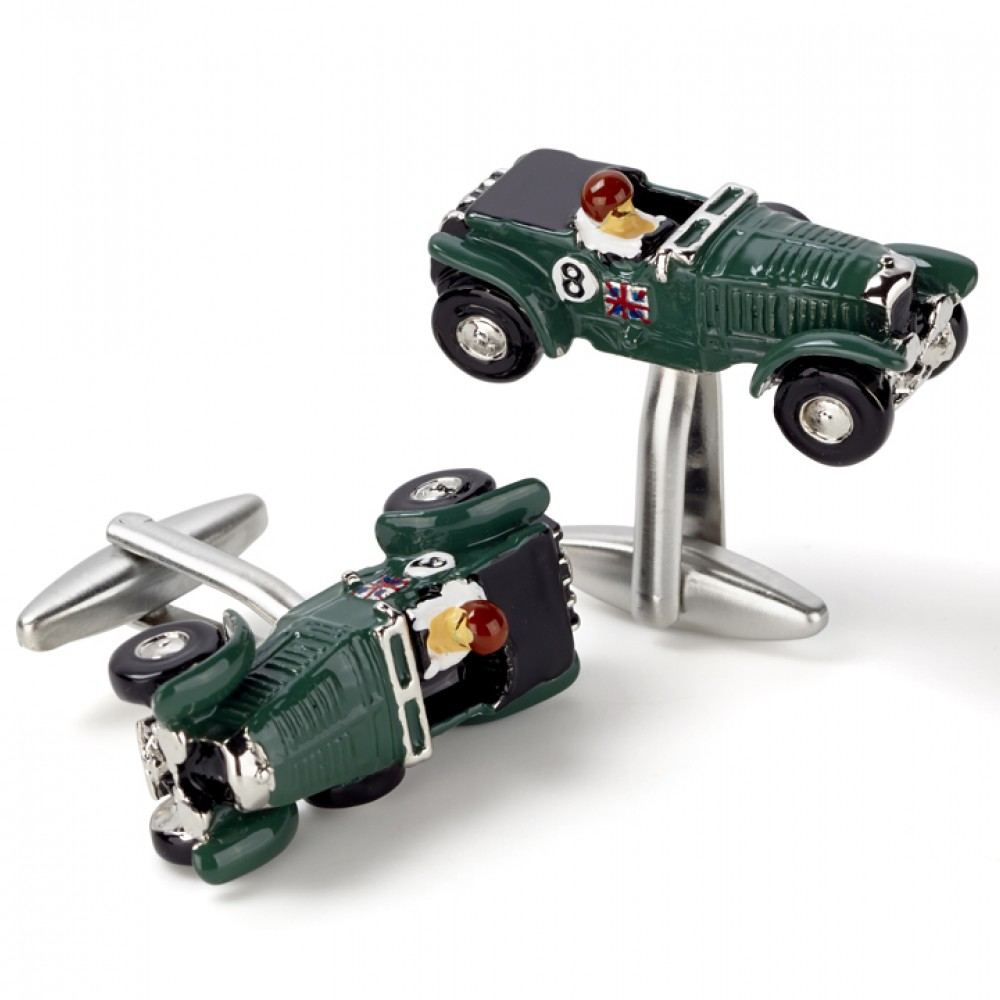 Product image for Vintage Bentley Cufflinks