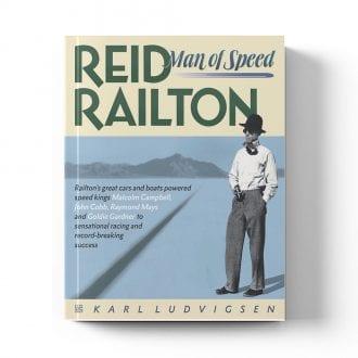 Product image for Reid Railton - Man of Speed by Karl Ludvigsen
