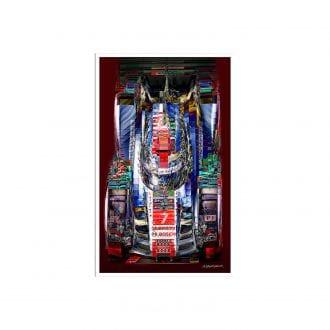 Product image for Audi Quattro R18 e-tron Le Mans 24H