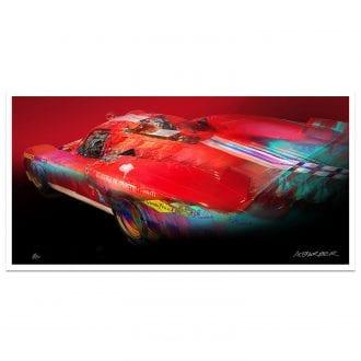 Product image for Ferrari 512S Coda Lunga Le Mans 24H