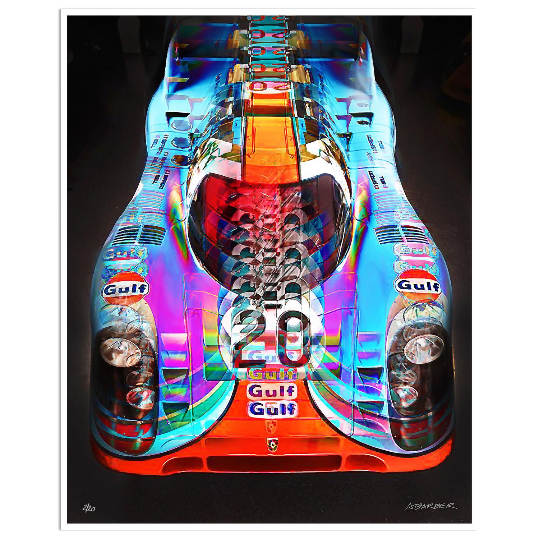 Product image for Porsche 917 #20 Front Le Mans 24H