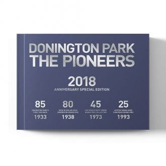 Product image for Donington Park: The Pioneers Anniversary Edition