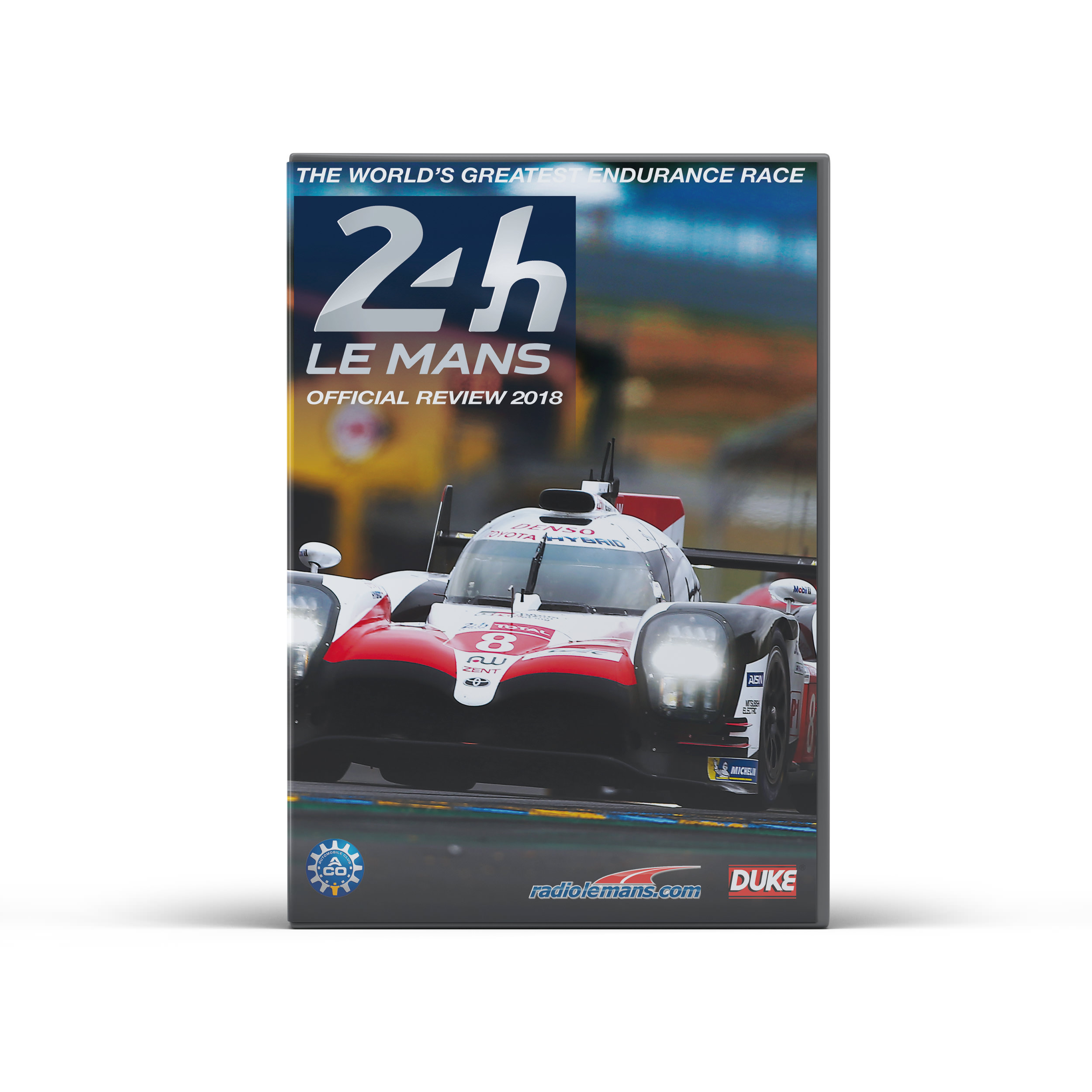 Product image for Le Mans 2018 DVD/Blu-ray