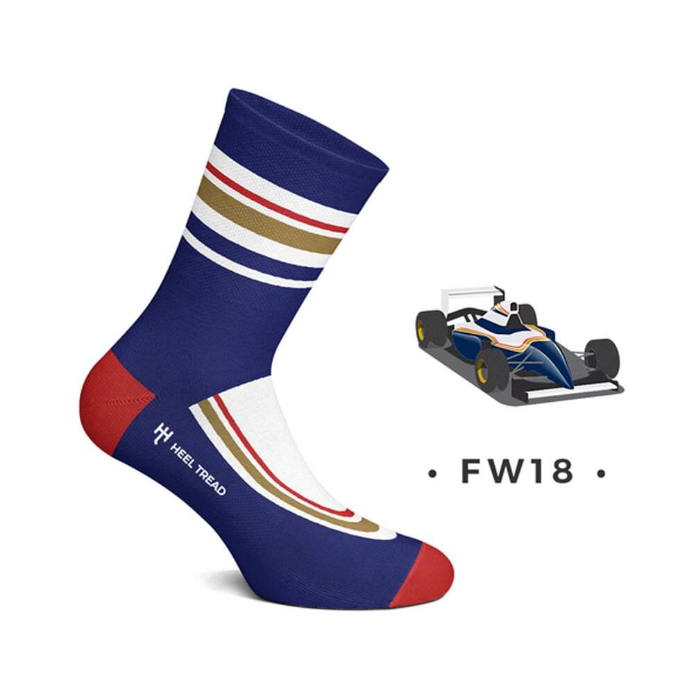 Product image for FW18: Heel Tread Socks