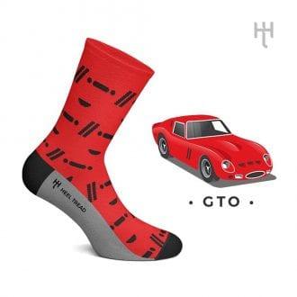 Product image for GTO: Heel Tread Socks