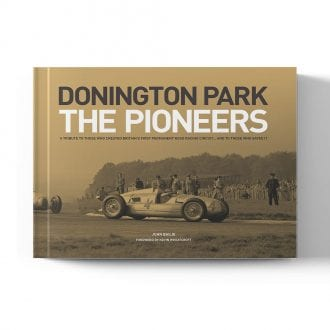 Product image for Donington Park: The Pioneers Standard Edition by John Bailie