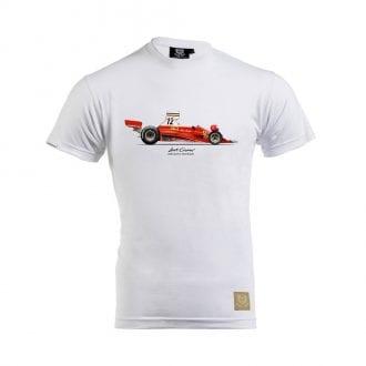 Product image for Iconic Cloth Ferrari 312T T-Shirt